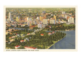 View of Miami, Florida Posters