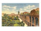 Ft. Jefferson, Key West, Florida Print