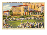 Biltmore Golf Course, Coral Gables, Florida Poster