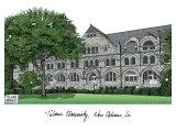 Tulane University Art Print