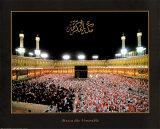 Mecca, Art Print