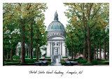 U.S. Naval Academy, Annapolis, MD, Art Print