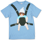 The Hangover - Baby Bjorn Shirts