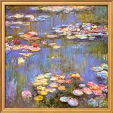 Nenúfares, 1916 Pósters por Claude Monet