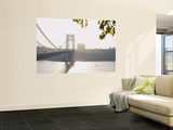 Bridge Across the River, George Washington Bridge, New York, USA Wall Mural