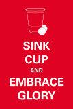 Sink Cup - Posterler