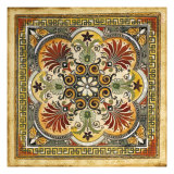 Italian Tile I Reproduction proc&#233;d&#233; gicl&#233;e par Ruth Franks