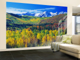 San Juan Mountains, Colorado, USA Wall Mural – Large