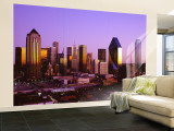 Dallas, Texas, USA Wall Mural – Large