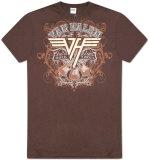 Van Halen - Rock N Roll Bluse