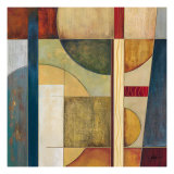 Earth Matrix I Giclee Print by Judeen