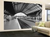 Train Station, Cologne, Germany - Duvar Resimleri - Büyük