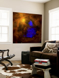 The Orion Nebula Wall Mural