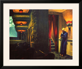 New York Movie Posters by Edward Hopper