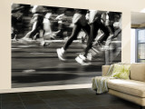 Marathon, New York City, New York State, USA Wall Mural – Large