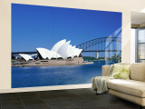 Sydney, Australia Wall Mural  Large