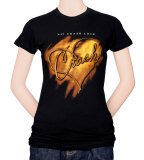 Juniors: A.F.I. - Gold Dust T-Shirt