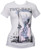 Women's: Flyleaf - Time is Running Out T-Shirts