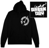 Zip Hoodie: Green Day - Molotov T-shirts