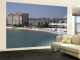 Clearwater Beach, Gulf of Mexico, Florida, USA Wall Mural – Large