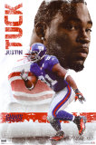 New York Giants - Justin Tuck Prints