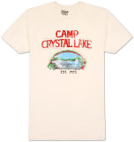 Friday the 13th - Camp Crystal Lake Camiseta
