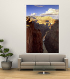 Toroweap Point, Grand Canyon, Arizona, USA Wall Mural