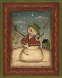 Jingles Bells Poster by Kim Lewis