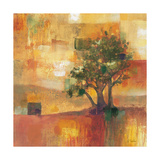 Harvest Light II Giclee Print by Selina Werbelow