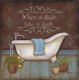 When In Doubt Prints by Kim Lewis