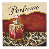 Perfume Giclee Print by Gregory Gorham