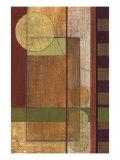 Earth Structure I Premium Giclee Print by John Kime