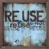 Reuse Posters by Wani Pasion