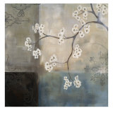 Spa Blossom I Print by Laurie Maitland