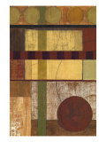 Earth Structure II Premium Giclee Print by John Kime