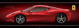 Ferrari - 458 Italia Plakater