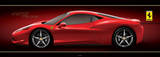 Ferrari - 458 Italia Print