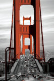Golden Gate Bridge - San Francisco Photographie