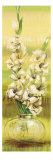 Gladiolas Premium Giclee Print by Selina Werbelow