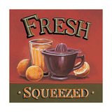 Fresh Squeezed Giclee Print by Gregory Gorham