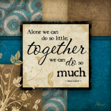 Together Posters by Jennifer Pugh