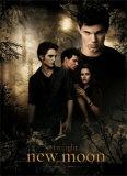 Twilight sága: Nový měsíc / New Moon, 2009 (filmový plakát vangličtině) Fotky