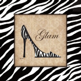 Glam Posters by Kathy Middlebrook
