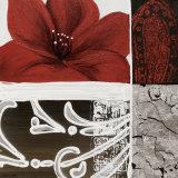 Flora I Posters by Jasmin Zara Copley