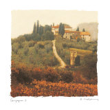 Campagna I Premium Giclee Print by Amy Melious