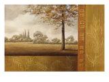 Golden Autumn II Premium Giclee Print by Jordan Gray