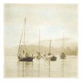 Harbor I Premium Giclee Print by Amy Melious