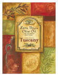 Tuscan Olive Oil Premium Giclee Print by Gregory Gorham