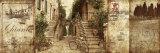 Toscana Stampa di Keith Mallett