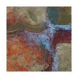 Foundation Earth II Giclee Print by John Kime